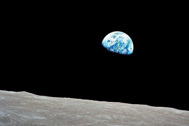50 Jahre Apollo 8: Eine Weihnachtsreise um den Mond