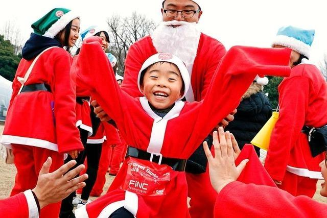 Rheinfelder Bürger berichten vom Weihnachtsfest in ihrer Heimat