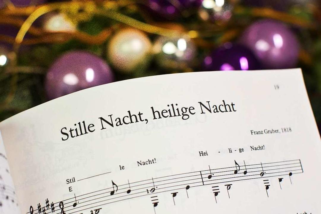 Weihnachtslied Heilige Nacht