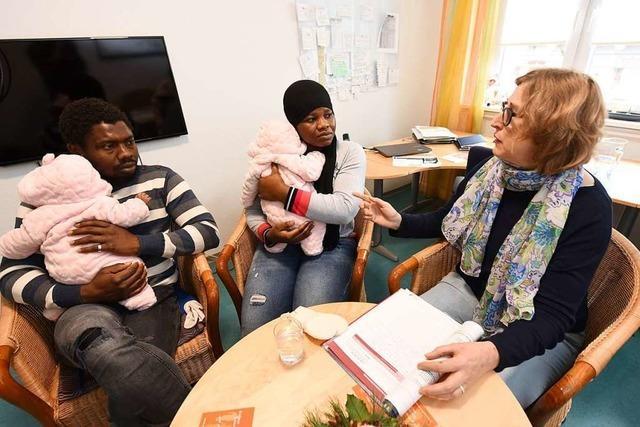 Wie ein Freiburger Projekt schwangeren Geflüchteten hilft