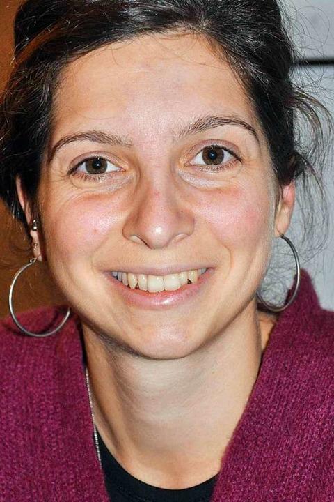 Anna Koppold ist Heilpraktikerin.  | Foto: Julia JAcob