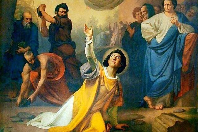 Der Zweite Weihnachtstag ist Stephanus gewidmet – dem ersten christlichen Märtyrer