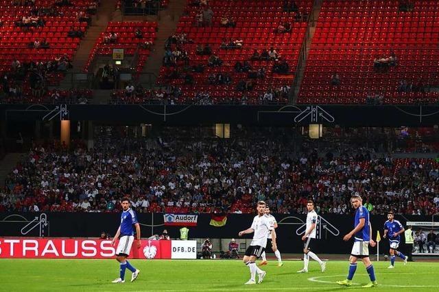 DFB-Team als abschreckendes Beispiel: Wie sich der Fußball von den Fans entfernt