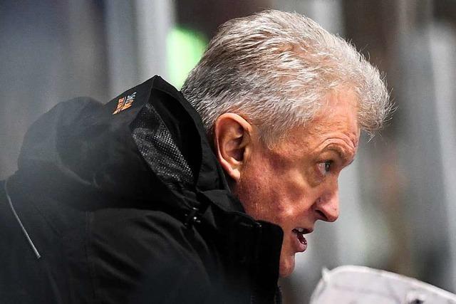 EHC Freiburg und Trainer Leos Sulak haben sich getrennt