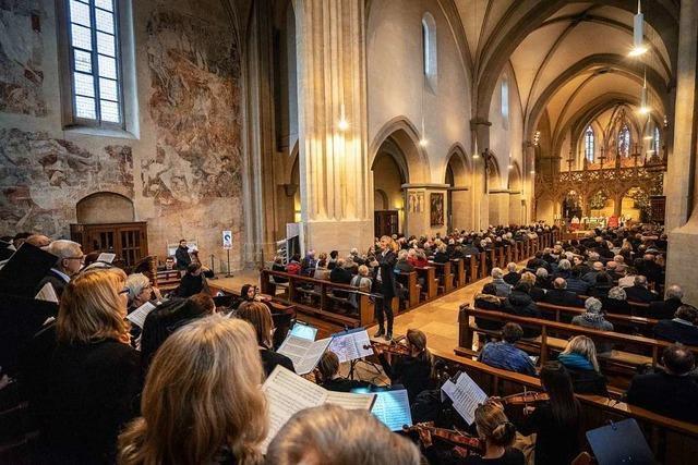 Weihnachtsgottesdienste in Breisach waren sehr gut besucht