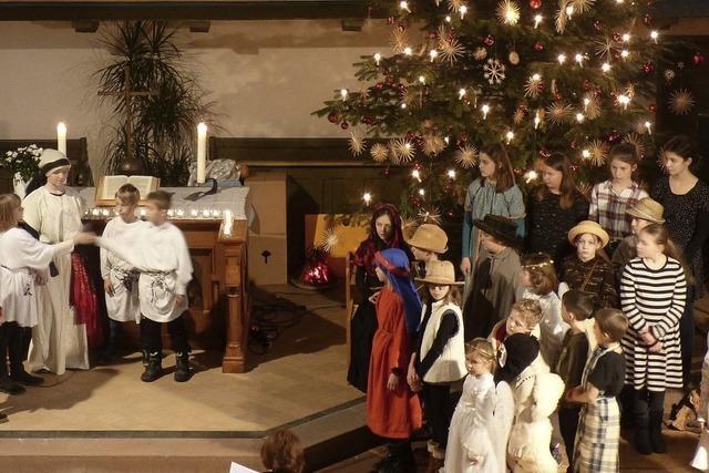 Ein Musical zum Heiligen Abend