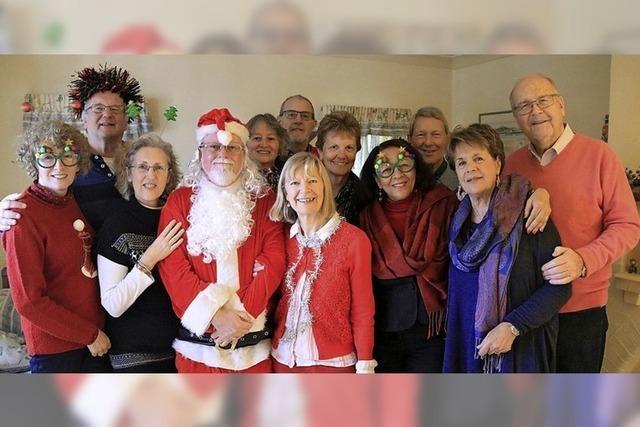 Weihnachtsgruß aus Bognor Regis