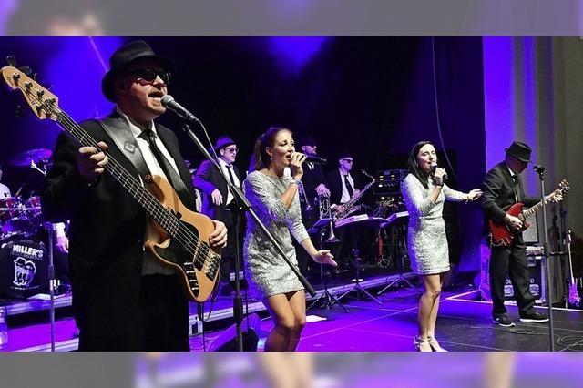 Rock, Blues und Jazz vor Heiligabend