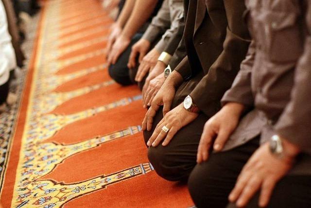 Die Befürworter der Moschee-Steuer sind ihrer Zeit weit voraus