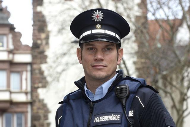 Das ist der Leiter des kommunalen Vollzugsdienstes in Freiburg und so war sein Jahr
