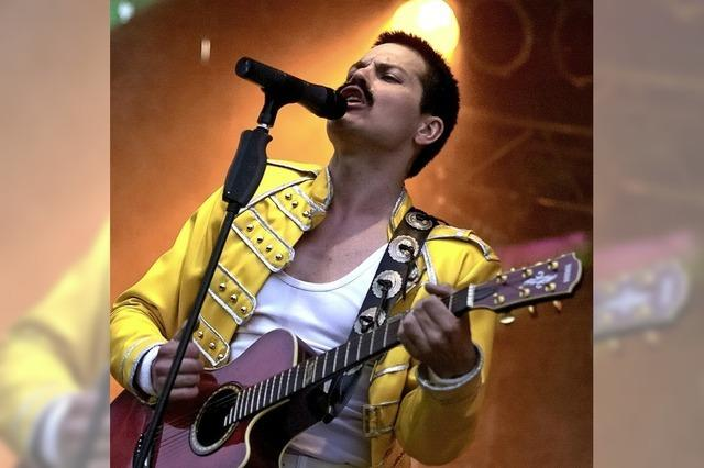 Queen Revival Band tritt am Freitag, 15. Februar, im Gloria-Theater in Bad Säckingen auf
