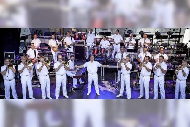 Big Band der Bundeswehr gibt am Donnerstag, 28. März, Konzert in der Seebodenhalle in Wehr