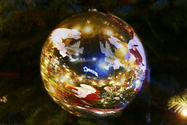 Funkelnde Weihnachtswelten
