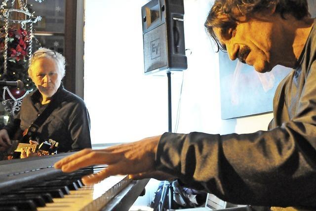 Blues und Boogie lösen Bach ab