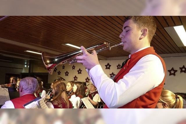 Kniffliges Weihnachtskonzert fesselt das Publikum