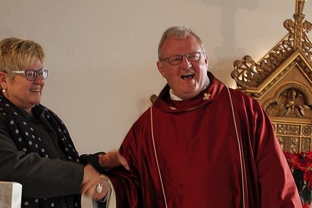 Viele kleine Abschiede von Pfarrer Josef Dorbath