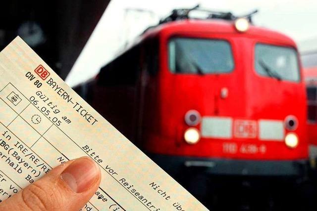 Verkauft die Bahn bald auch Lufthansa-Tickets?