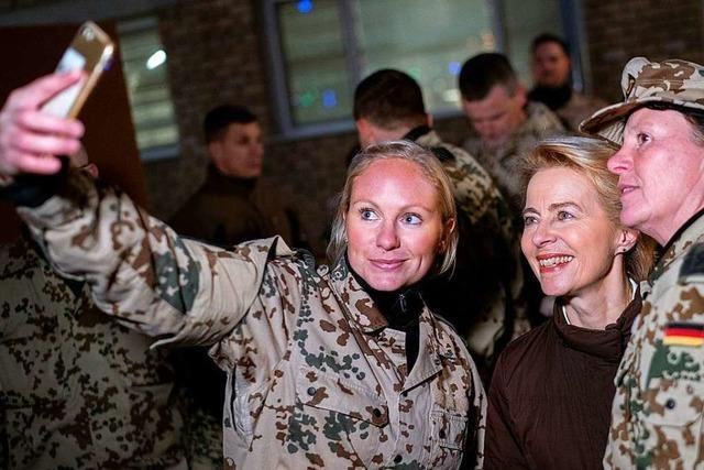 Die Öffnung der Bundeswehr für Ausländer darf kein Schnellschuss werden