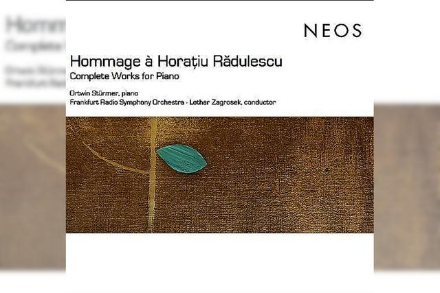 REGIO-CD: Musik als Mysterium