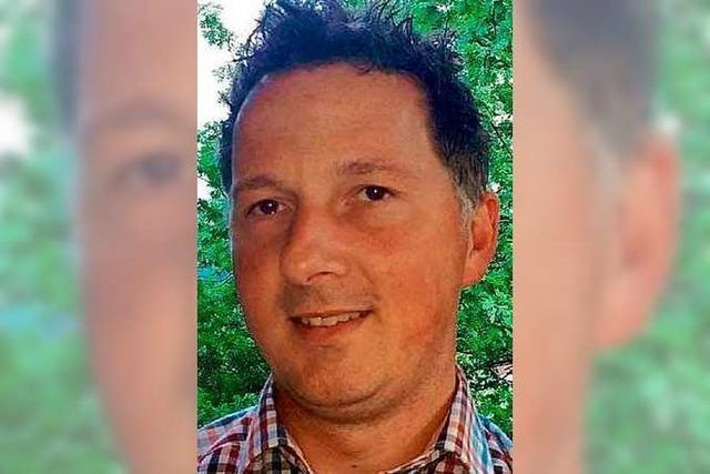 Patrick Becker bewirbt sich für Bürgermeisterwahl in Ballrechten-Dottingen