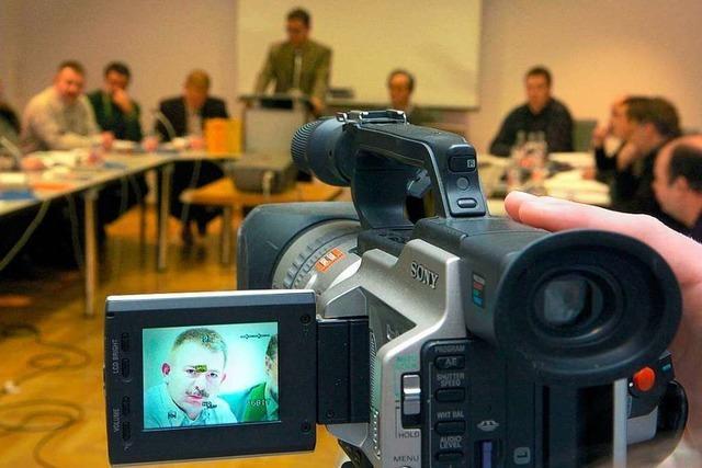 Der Gemeinderat Grenzach-Wyhlen wird nicht live ins Netz übertragen