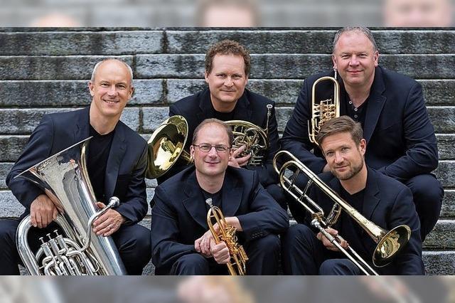 Quintetto Inflagranti und Irmgrad Tarr geben am Montag, 31. Dezember, Silvesterkonzert in der Kirche St. Josef in Rheinfelden