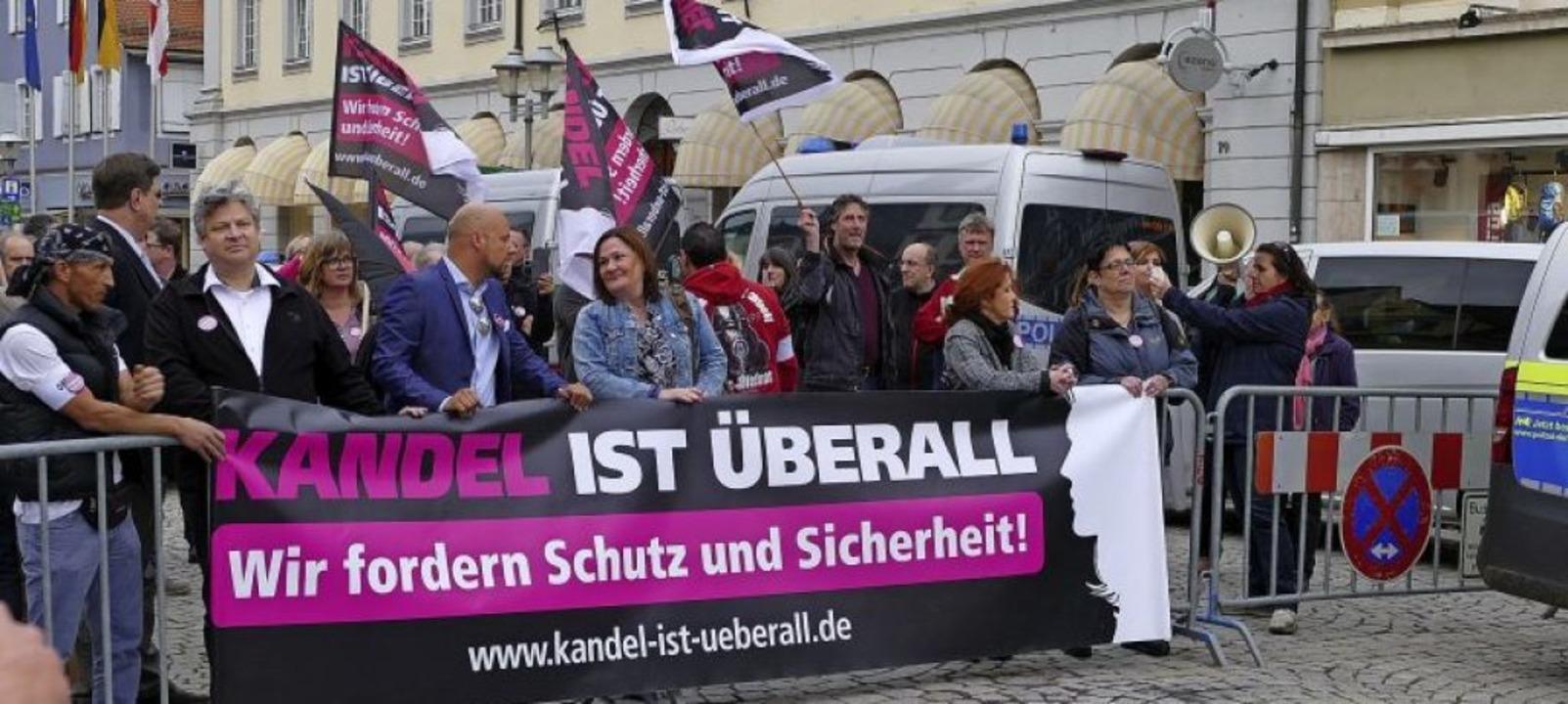 <BZ-Rubrik>Rechtspopulisten beissen si...enburger als hetzeresistent erwiesen.   | Foto: Ralf Burgmaier