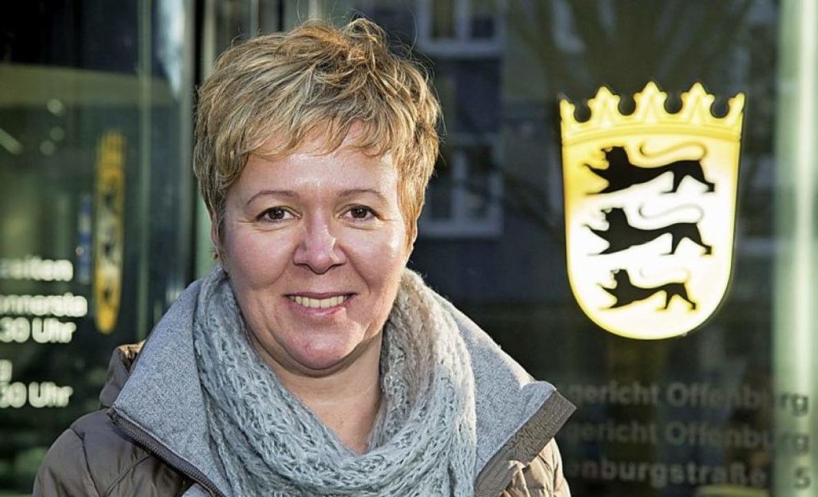 <BZ-Rubrik>Von der Mutter Verstossene ... beim Oberlandesgericht in Karlsruhe.   | Foto: Steffen Schmidt, dpa