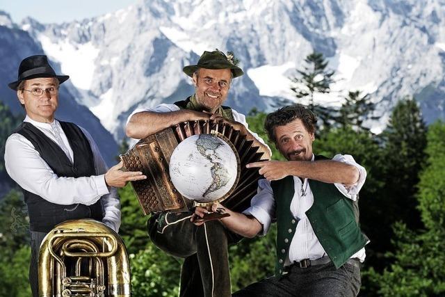 Bayerische Weltreise ohne Schonkost