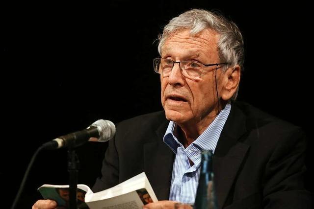 Zum Tod des israelischen Autors und Friedenskämpfers Amos Oz