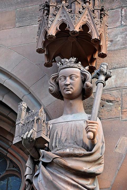 Stifter Heinrich II.     Foto: Gramespacher