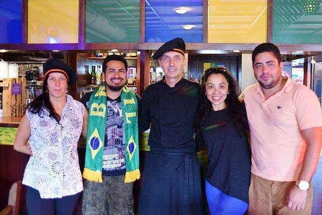 Oxente Brasil: In Malterdingen erklingt künftig Samba