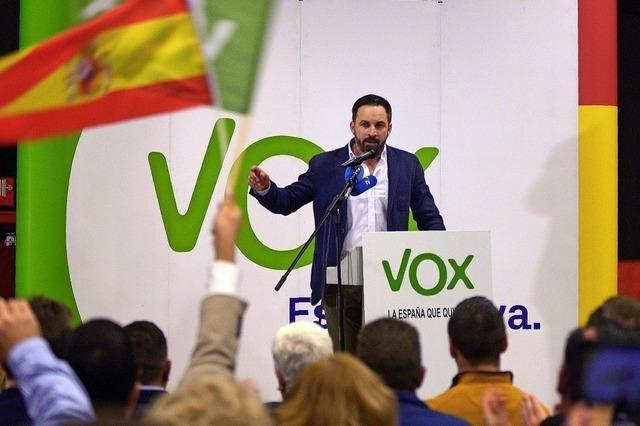 Andalusischer Gegenwind für Sánchez