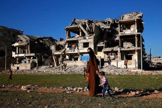 Russische und türkische Minister sprechen über Zukunft Syriens