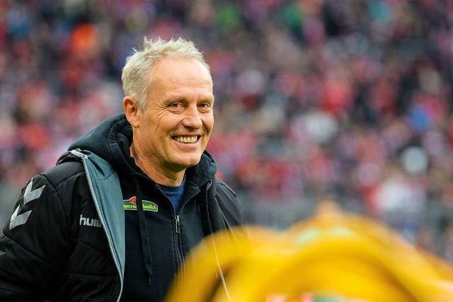 Best of Christian Streich: Die besten Sprüche der Hinrunde 2018/19