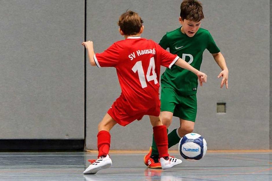 Impressionen von den Turnieren der Jugendfußballer beim SC Lahr (Foto: Sebastian Koehli)