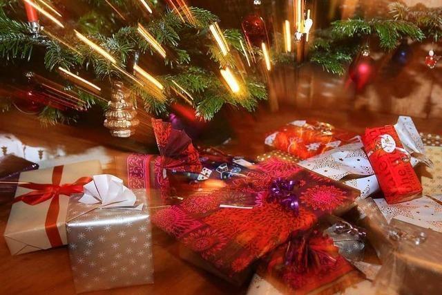 Kann man Weihnachtsgeschenke umtauschen?