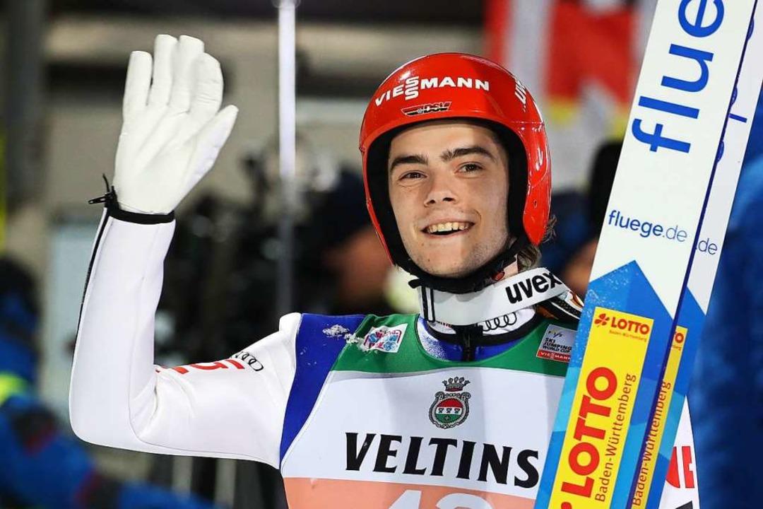 Skispringer David Siegel Ich Freu Mich Jetzt Total Auf Die