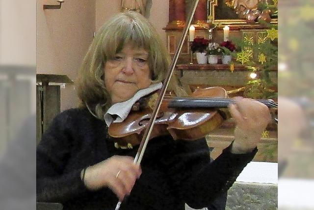Barocke Klänge im Gotteshaus