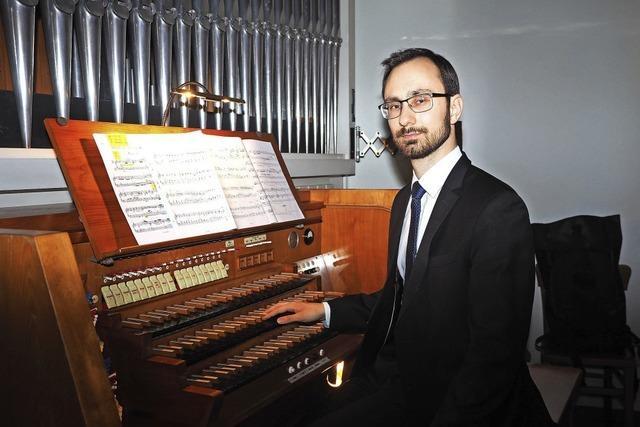 Orgelkonzert belebt Barock wieder