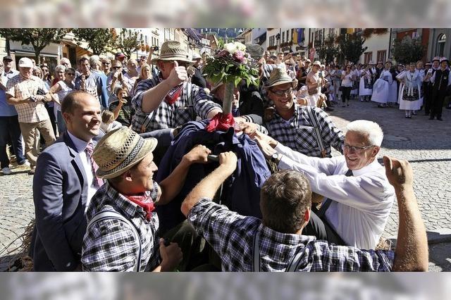 Viele gute Neuigkeiten aus Waldkirch