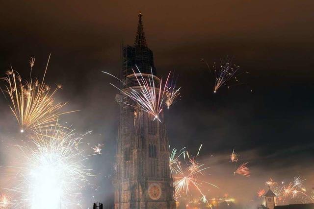 Warum gibt es an Silvester Feuerwerk?