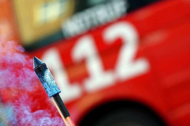 Wenn beim Raclette der Piepser losgeht: So feiern Feuerwehrleute Silvester