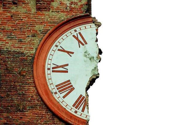Was passiert bei einem Erdbeben?