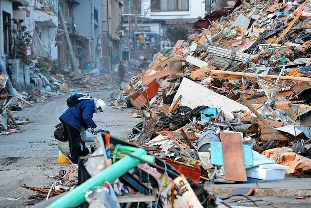 Was ist ein Erdbeben und was ein Tsunami?