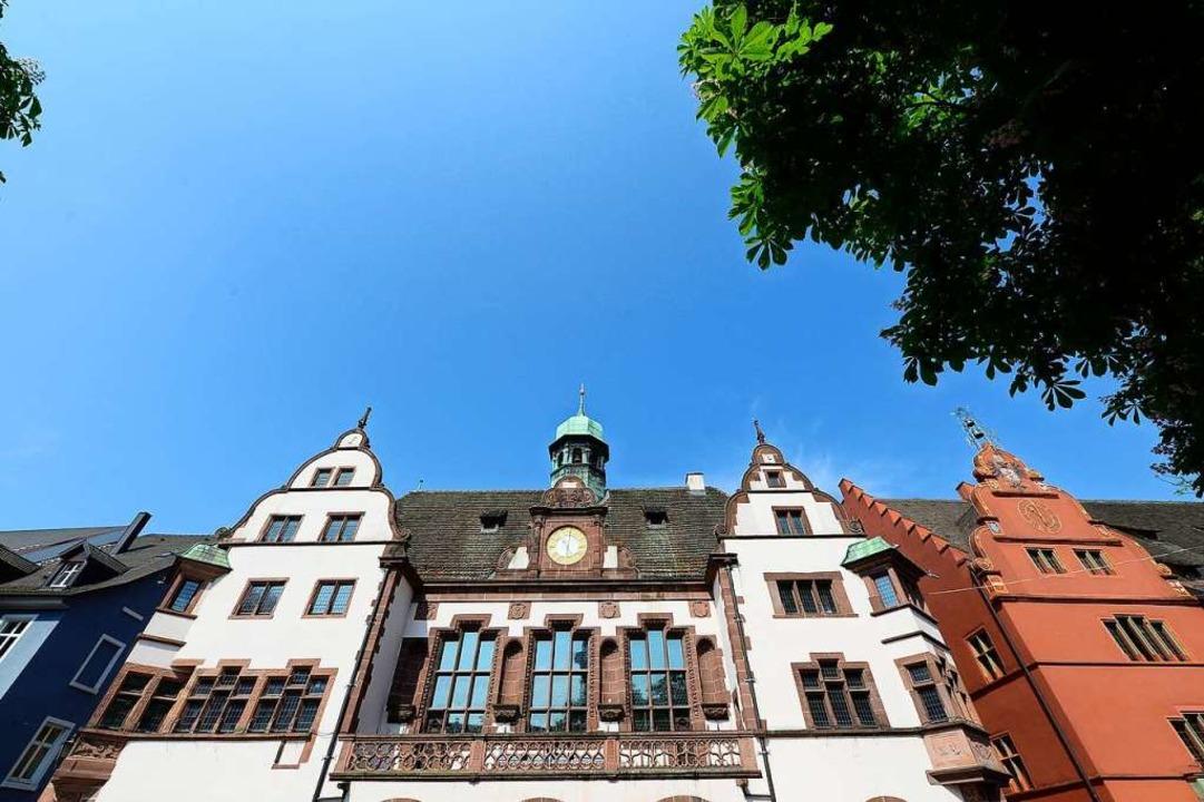 Freiburgs Bürgervereine fühlen sich vo... Stadtverwaltung zu wenig eingebunden.  | Foto: Ingo Schneider