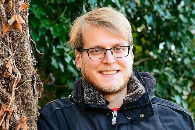 Das ist der Wahlkampfmanager von Dieter Salomon – und so war sein Jahr