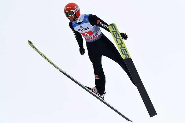 Eisenbichler wahrt Chancen auf Tournee-Sieg: Rang zwei in Garmisch