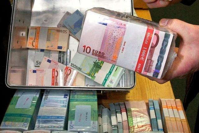 Verdi-Warnstreiks bei Werttransporten: Wird Bargeld knapp?
