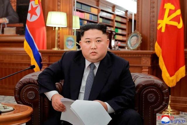Drohung aus Nordkorea: Doppelte Botschaft